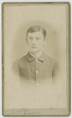 J.W. Davis, Louisville, Kentucky
