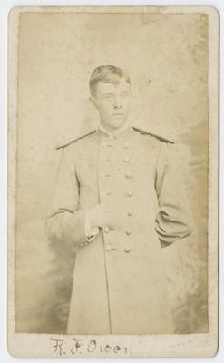 Richard Jackson Owen, El Paso, Texas