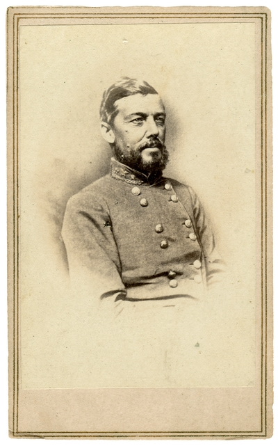 Brigadier General Thomas Fenwick Drayton (1808-1891), C.S.A