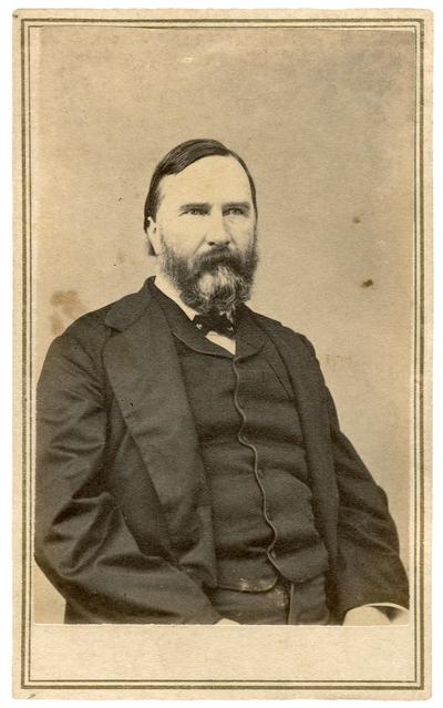Lieutenant General James Longstreet (1821-1904), C.S.A