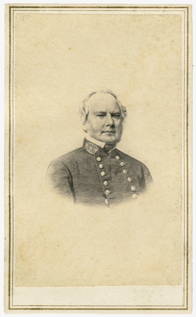 Major General Sterling Price (1809-1867) C.S.A.; governor of Missouri