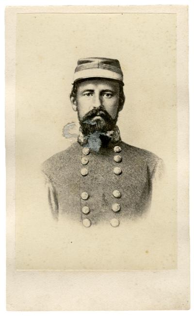 Major General Franklin Gardner (1823-1873), C.S.A