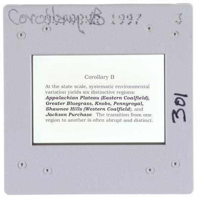 Corollary B