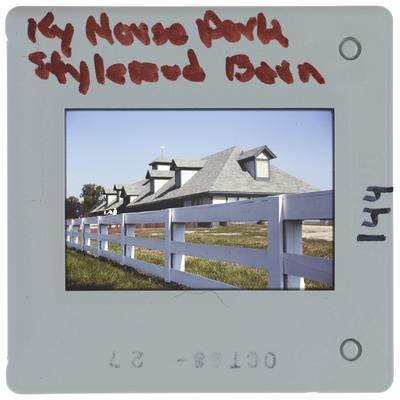 Kentucky Horse Park Barn