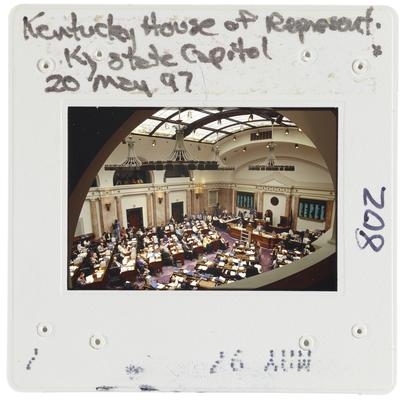 Kentucky House of Representatives - Kentucky State Capital