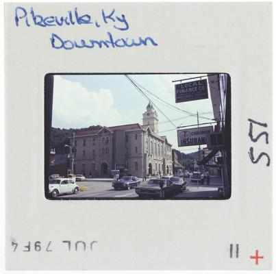 Pikeville, Kentucky, downtown