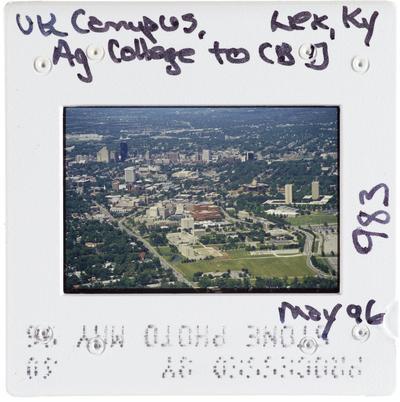 University of Kentucky campus Agriculture College to CBD- Lexington, Kentucky