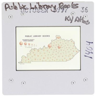 Public Library Books Kentucky Atlas