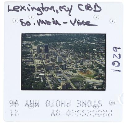 Lexington, Kentucky CBD South Main - Vine