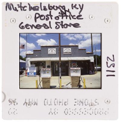 Mitchelsburg, Kentucky Post Office General Store