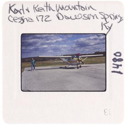 Karl and Keith Mountain Cessna 172 Dawson Springs Kentucky