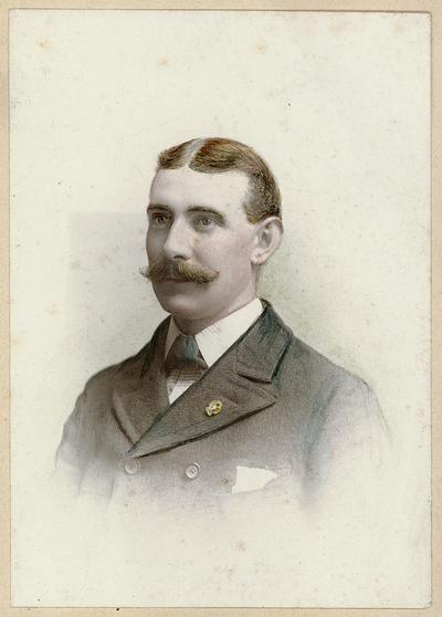 Robert Perry Pepper; portrait