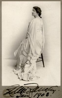 Lille Langtry, Jan. 1903; Photographer: Burr McIntosh Studio; New York