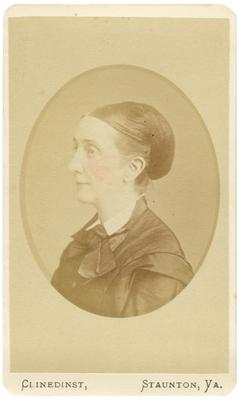 Unidentified woman (same subject as #115)