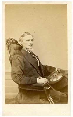 Jefferson Davis (1808-1889); President of Confederate States of America