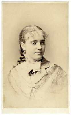 Unidentified woman (same subject as #80, #102)