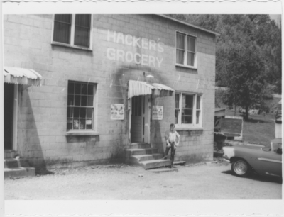 Series SF-26-SF2: Clay Co., Hacker's Grocery [Bluehole?]