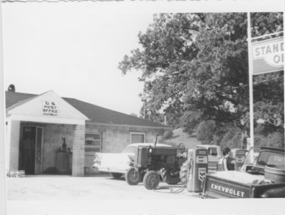 Series SF-26-SF4: Clay Co., Fogertown Post Office