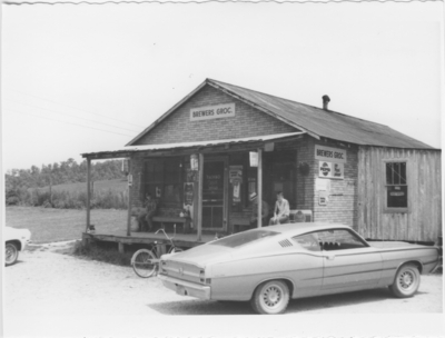 Series SF-95-SF6: Clay Co., Brewers Grocery