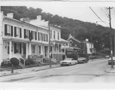 Series FAL-81-F3: Mason Co., Maysville, S. side 2nd St., going west