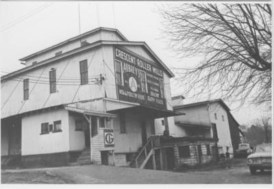 Series S- S6: Taylorsville (Ky.), Crescent Roller Mills building (2 duplicates)