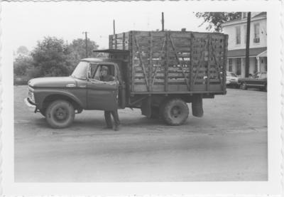 Farm truck, Cynthiana