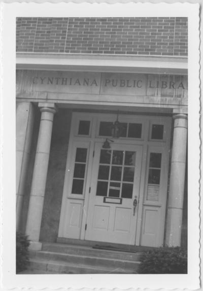 Public library, Cynthiana