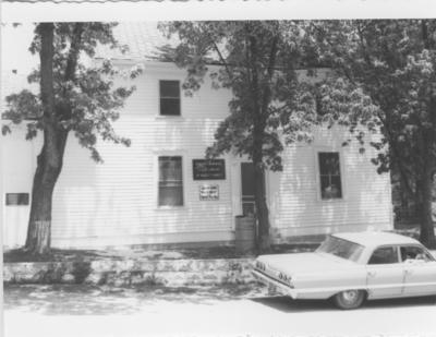 Series S-[?]-S33: Shepherdsville, Public Library