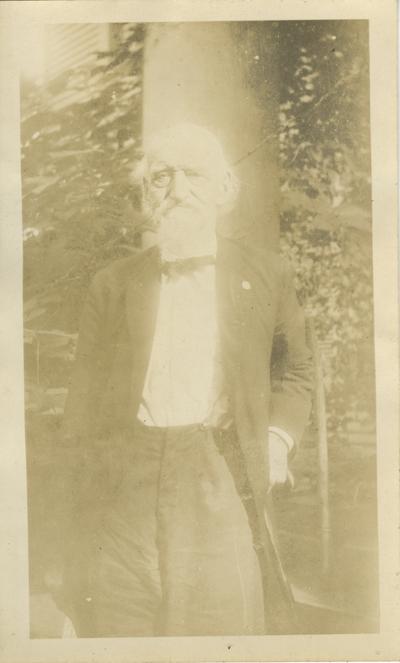 unidentified older man