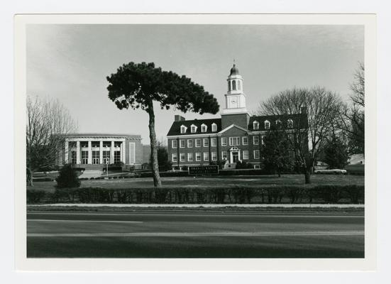 Carpenter Academic Center and Gay/Thomas Library