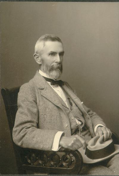 O.F. Redd. Capt. and A.D.C. [aide-de-camp] on General Jo. O. Shelby's staff. Missouri Calvary. C.S.A