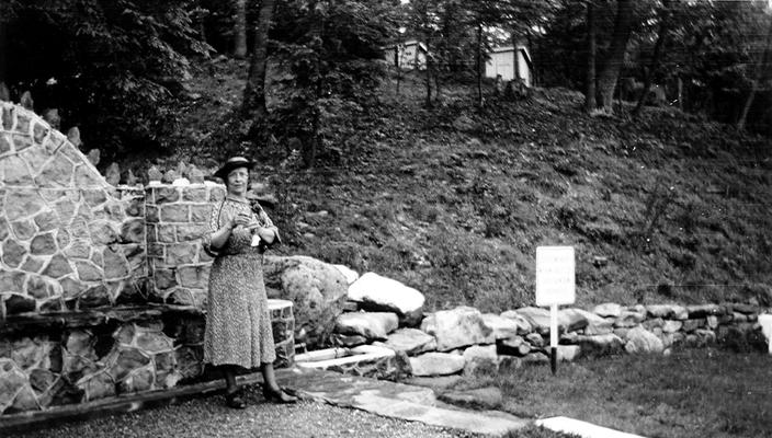 Mary Shelby Wilson, Taken on 'Allegheny Front'
