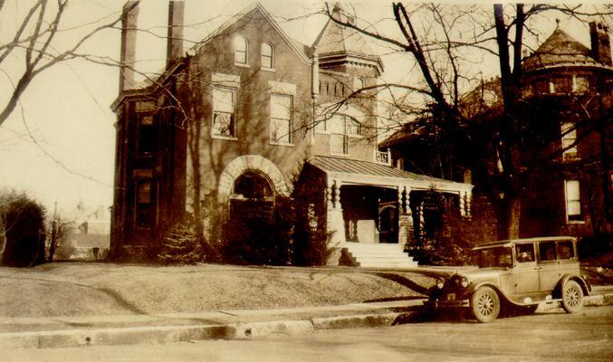 'Landover Lodge' in Fayette Park; Lexington, KY