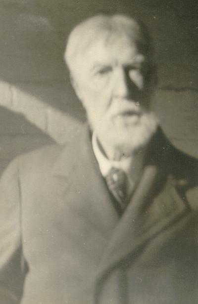 Edward Lacy Wilson. Taken at 'Landover
