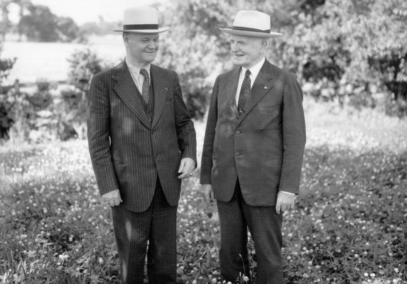 Evan Shelby and Samuel M. Wilson