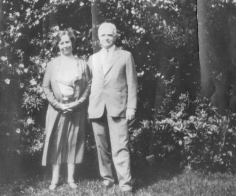 Mary Shelby Wilson and Samuel M. Wilson, Geppert Studios