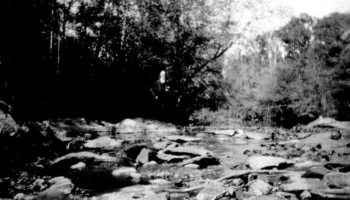 Site of Hart's Mill Dam, on Ens River, 3 [three] miles west of Hillsborough, and about 300 [three hundred] to 500 [five hundred] yards north of Hart's-Ford (now replaced by a bridge)