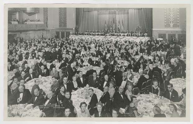 74th annual American Bar Association Dinner, Waldorf Astoria