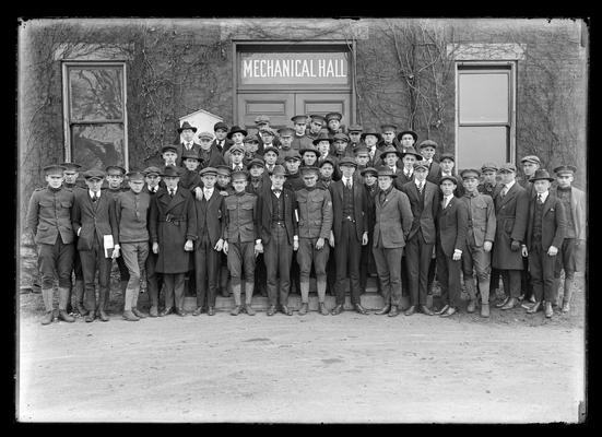 John Hays Hammond Engineering Society for mining & engineering students of class of 1921
