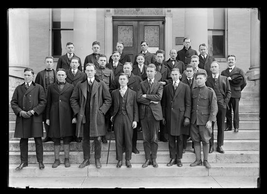 Agricultural Society, all men
