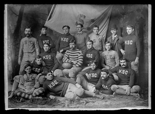 Football, all-star team