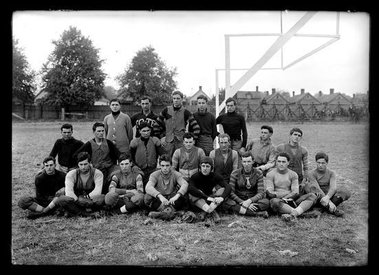 Football, sophomore team