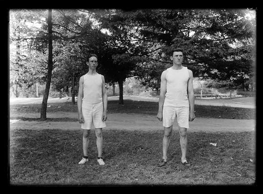 Track, two individuals, Page                         Harri