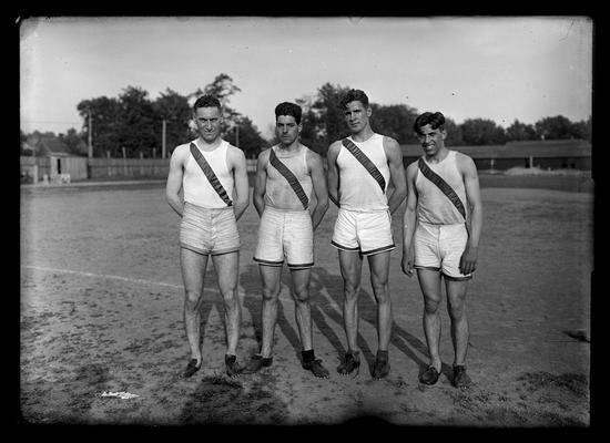 Track, relay team