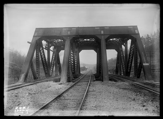 Bridge 223.1 looking north