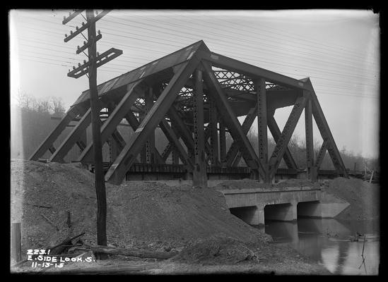 Bridge 223.1 east side looking south