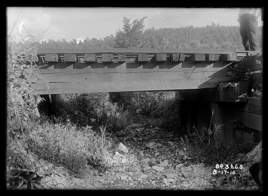 Bridge 84.3 Alabama Great Southern Railroad