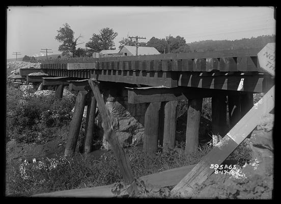 Bridge 59.5 Alabama Great Southern Railroad