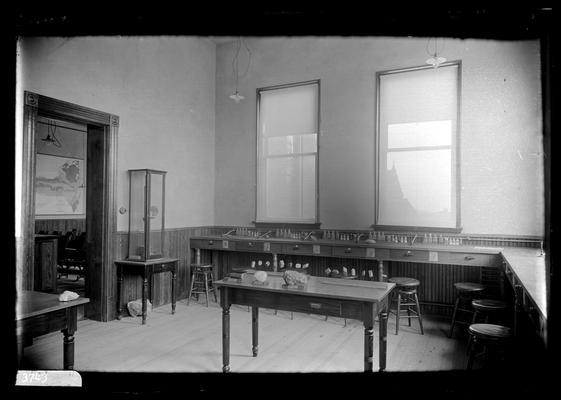 Notation Geological lab