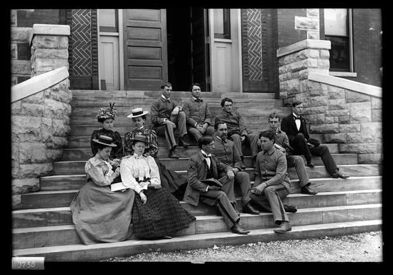 Notation Sophomore class in Botany, May 1898